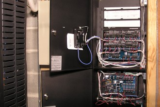 Dsx Panel Wiring Diagram: Our Work   A Z Tech Integrators,