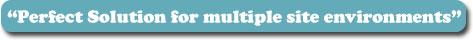 Millennium Access Control Enterprise - Perfect security solution for multiple site enviroments